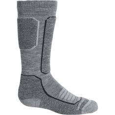 Icebreaker otroške smučarske Merino nogavice SKI+, 30 - 32, sive