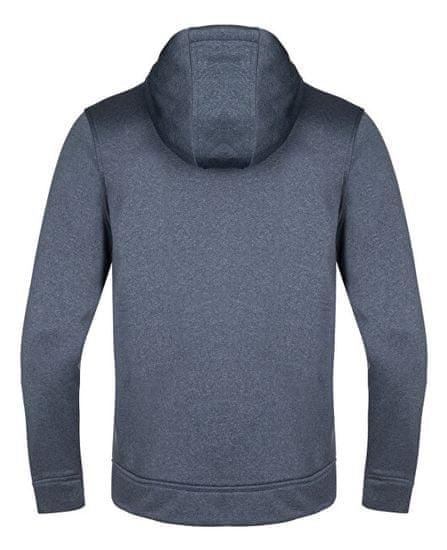 Loap Męska bluza Mick Dress Blue Melange OLM1935-L13XL