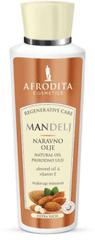 Kozmetika Afrodita Mandelj, naravno olje, 150 ml