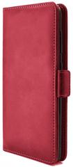 EPICO Elite flip ovitek za iPhone X / XS 24311131400001, rdeč - Odprta embalaža