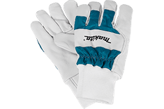 Makita WorkerPro usnjene delovne rokavice XL, 988000910