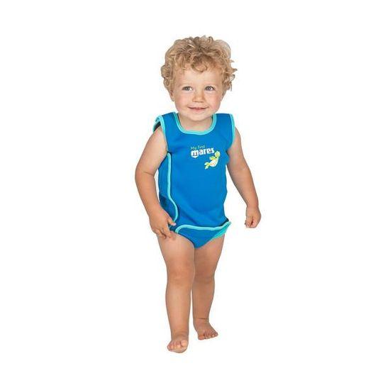 Mares Dětský neopren Baby Wrap modrý