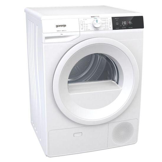 Gorenje DIE82I/G sušilni stroj s toplotno črpalko