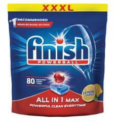 Finish Allin1 Max Lemon 80 ks