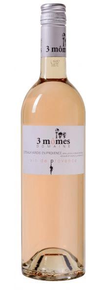 Domaine 3 Mômes Coteaux Varois en Provence AOP 1 lahev