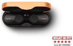 Sony WF-1000X M3 bezdrátová sluchátka, černá