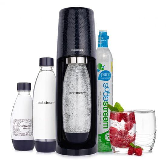 SodaStream výrobník sody Spirit NÁMOŘNICKÁ MODRÁ