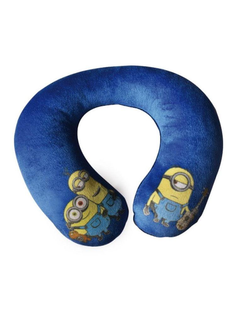 Kaufmann Cestovní polštářek Disney Minions