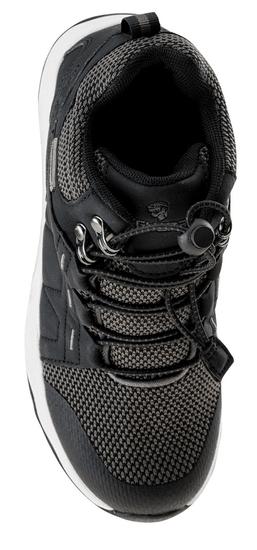 Iguana otroški čevlji DIOMI MID JR BLACK/WHITE