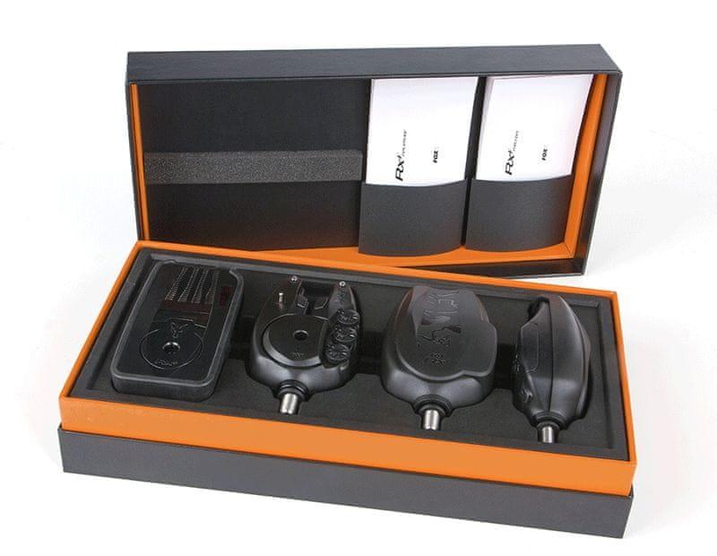 Fox Sada signalizátor Micron RX+ 3 Rod Set