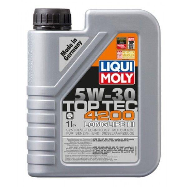 Liqui Moly Liqui Moly TopTec 4200 LL III 5W-30, 1L