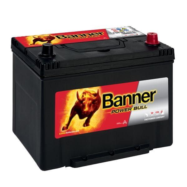 Banner Banner Power Bull 12V 80Ah 640A P80 09