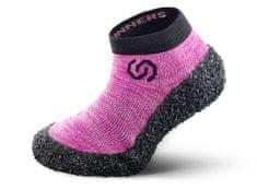 Skinners dekliške nogavice Kids Candy Pink, 28-29, roza