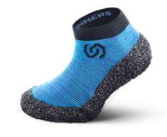 Skinners chlapecké ponožkoboty Kids Ocean Blue_26-27