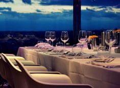 Allegria degustační menu v Žižkovské věži s víny