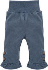 PINOKIO dekliške hlače Petit Lou, 98, modre -Odprta embalaža