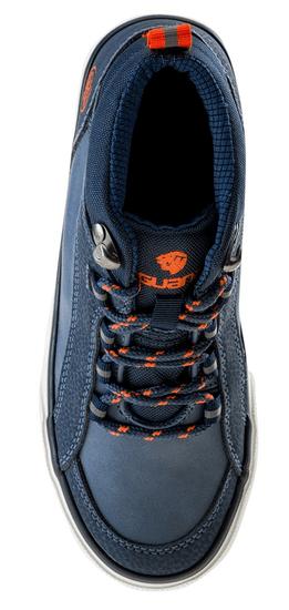 Iguana Dovi Mid JR otroški čevlji, navy/orange