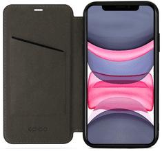 EPICO preklopni magnetni ovitek Flip Case with Magnetic Closure za iPhone 11 42411131300001, črn