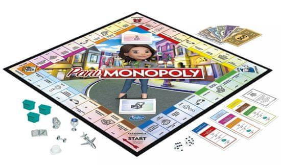 Hasbro Paní Monopoly