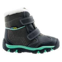 Bejo gyerek téli cipő DAISY MID KIDS DARK GREY / MINT 23.0