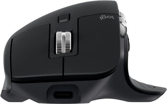 Logitech MX Master 3, czarny (910-005710)
