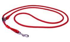 BAFPET podaljšana vrv za ovratnico lano, 2,7 m, rdeča, št. 1