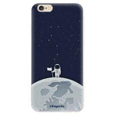 iSaprio Silikónové puzdro - On The Moon 10 pre Apple iPhone 6