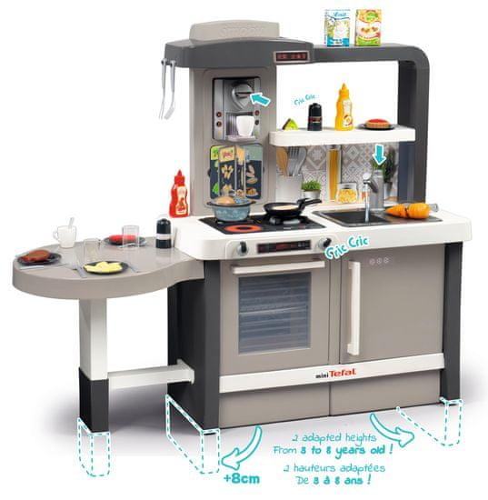 Smoby Kuchyňka Tefal Evolutive + voda