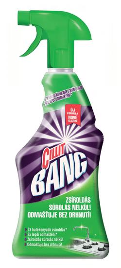 Cillit Bang odmašťovací sprej do kuchyně 750 ml