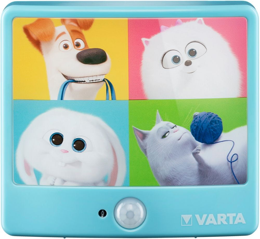 Varta The Secret Life of Pets Motion Sensor Light 15642101421