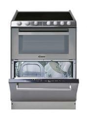 Candy TRIO 9503/1 X/U kombinacija pečice, pomivalnega stroja in kuhalne plošče