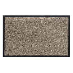 FLOMA Béžová vnitřní vstupní čistící pratelná rohož Watergate - 40 x 60 cm