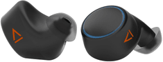 Creative Outlier Air Sport bezdrátová sluchátka, černá