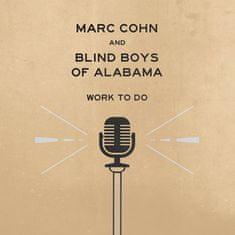 Cohn Marc, Blind Boys Of Alabama: Work To Do - CD