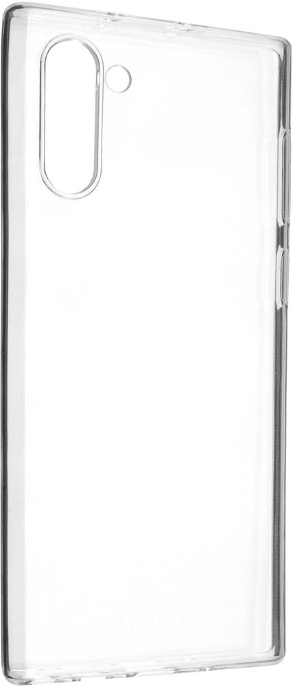 FIXED Ultratenké TPU gelové pouzdro kin pro Samsung Galaxy Note10, 0,6 mm, čiré, FIXTCS-429