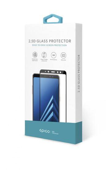 EPICO 2,5D GLASS Xiaomi Mi A3 - fekete, 43212151300001