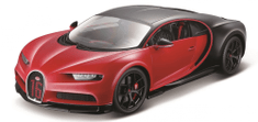 BBurago 1:18 Bugatti Chiron sport red