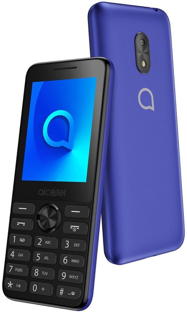 Alcatel 2003D Metallic Blue - zánovní