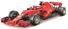 BBurago 1:18 F1 Ferrari SF71H Vettel