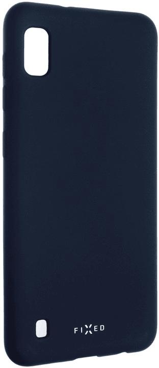 Fixed Zadní pogumovaný kryt Story pro Samsung Galaxy A10, modrý, FIXST-412-BL