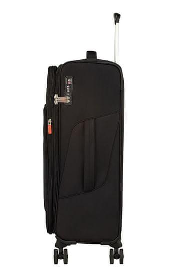 American Tourister Summerfunk potovalni kovček 67/24, razširljiv, TSA