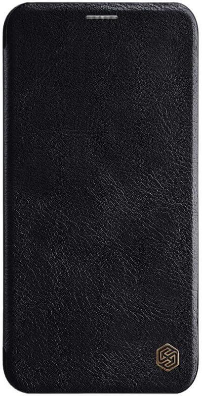 Nillkin Qin Book Pouzdro pro iPhone 11 Black 2448595