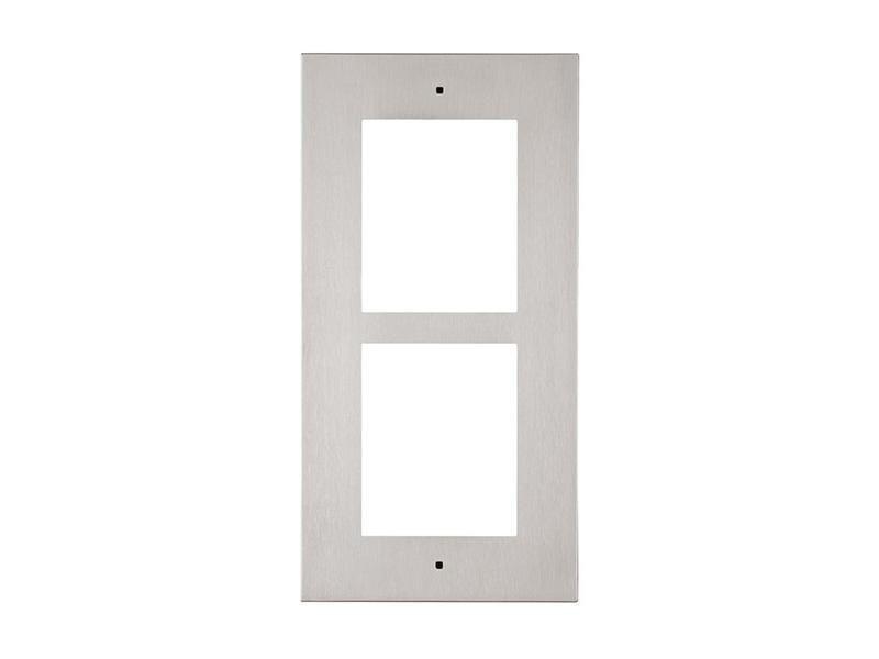 2N 9155012, Helios IP Verso - rám pro zápustnou instalaci do zdi, 2 moduly