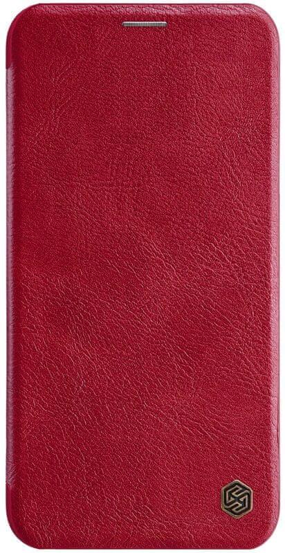Nillkin Qin Book Pouzdro pro iPhone 11 Red 2448596
