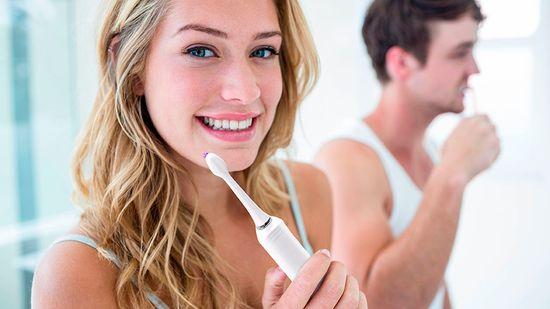 Teesa elektrický zubní kartáček SONIC 8010