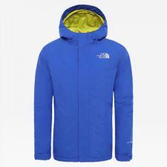 The North Face kurtka dziecięca SNOW QUEST 140 - 146 niebieska
