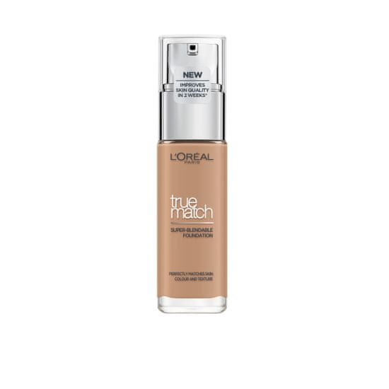 L'Oréal tekoči puder True Match 5W Golden Sand