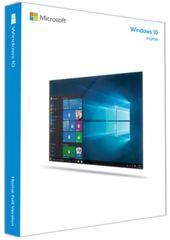 Microsoft Windows Home 10 FPP, angleški, USB