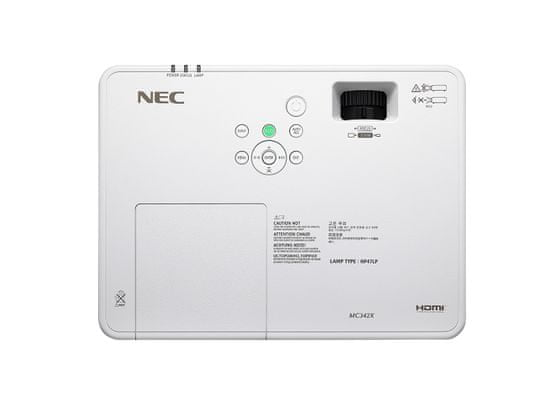 NEC MC342X projektor