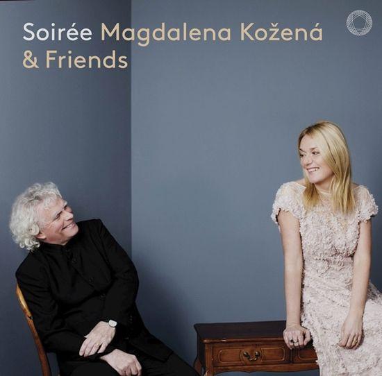 Kožená Magdalena: Soirée - CD